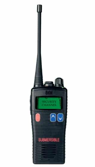 Entel HT782 Analogue Walkie Talkie Image